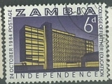 Zambia INDEPENDENCE 24 October 1964
