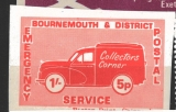 Bournemouth & District Emergency Postal Service (Hampshire),
